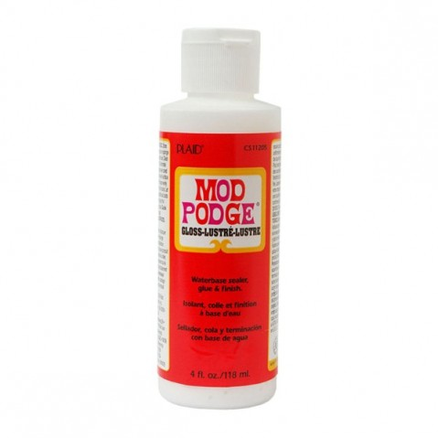 Cola Mod Podge Brilhante 118ml