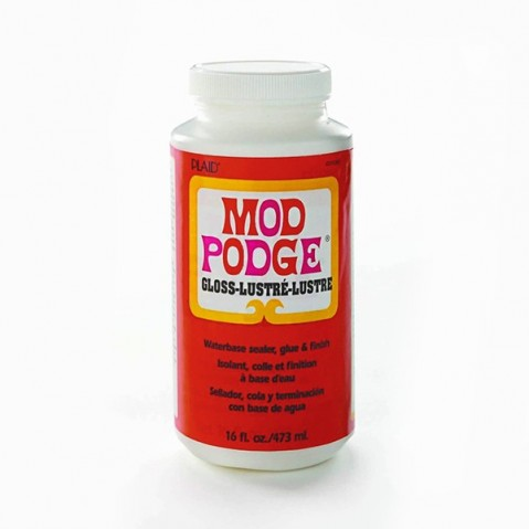 Cola Mod Podge Brilhante 473ml