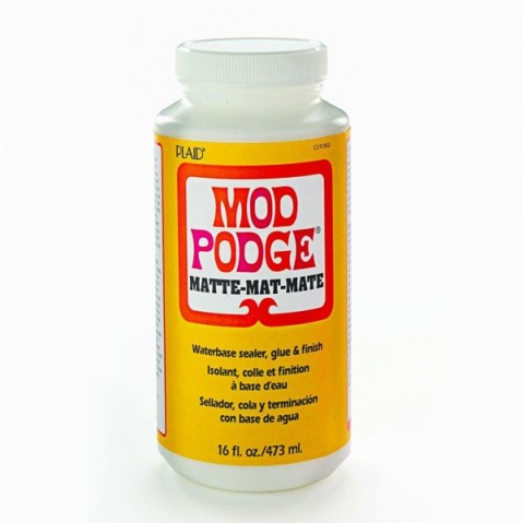 Cola Mod Podge Mate 473ml
