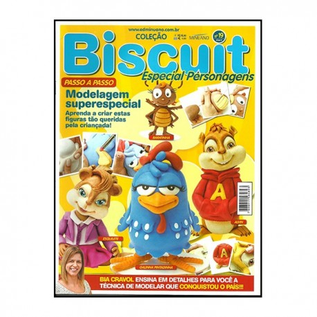 Revista Artes Decorativas Biscuit 03