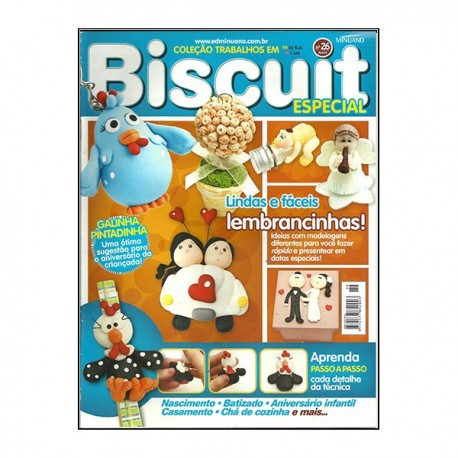 Revista Artes Decorativas Biscuit 04