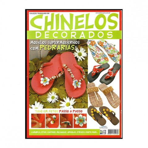 Revista Artes Decorativas Chinelos 01