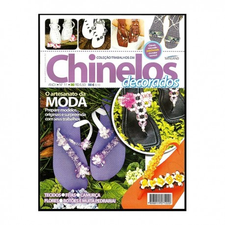 Revista Artes Decorativas Chinelos 03