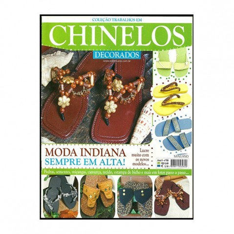 Revista Artes Decorativas Chinelos 04