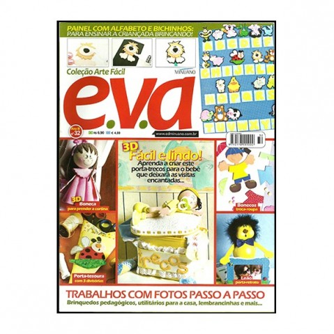 Revista Artes Decorativas EVA 02