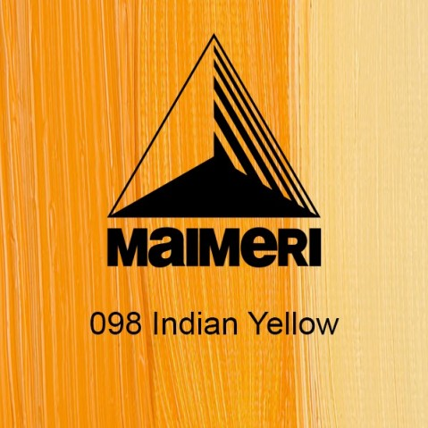 Óleo Classico Maimeri 098 Indian Yellow