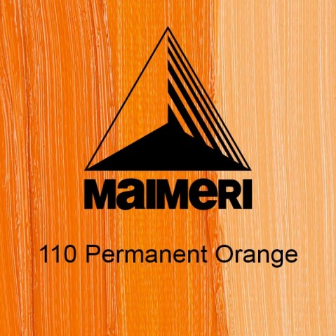 Óleo Classico Maimeri 110 Permanent Orange