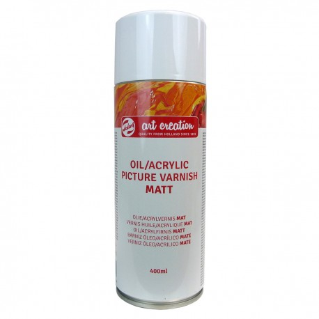 Verniz Mate em Spray ArtCreation 400ml