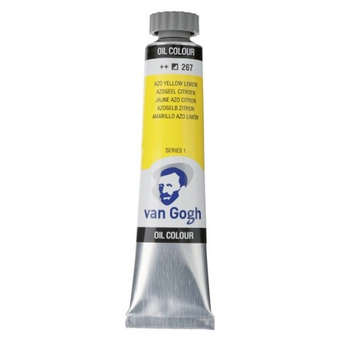Óleo Van Gogh S1 Azo Yellow Lemon 267