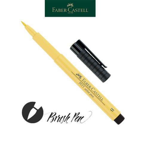 Pitt Artist Pen Pincel Tinta da China 108 Dark Cadmium Yelow