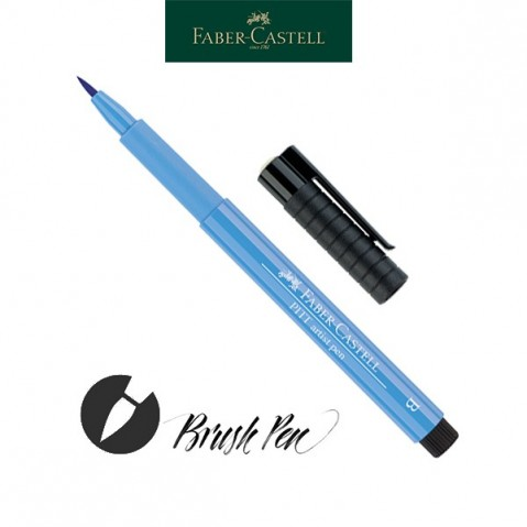 Pitt Artist Pen Pincel Tinta da China 146 Sky Blue