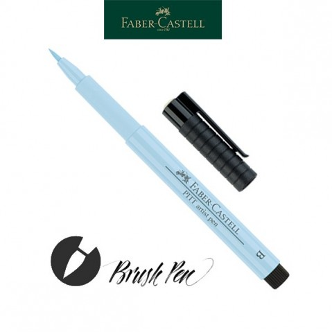 Pitt Artist Pen Pincel Tinta da China 148 Ice Blue