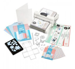 Sizzix Big Shot Plus com Kit Iniciação