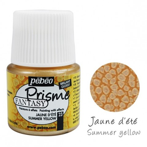 Fantasy Prisme Pébéo Summer Yellow 23