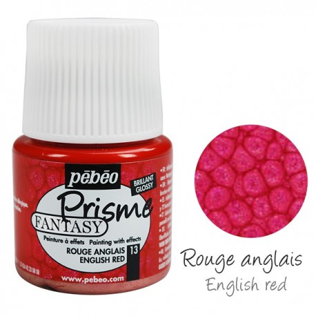 Fantasy Prisme Pébéo English Red 13