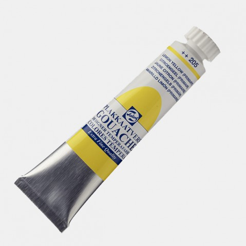 Guache Extra-Fino Talens 20ml Lemon Yellow 205