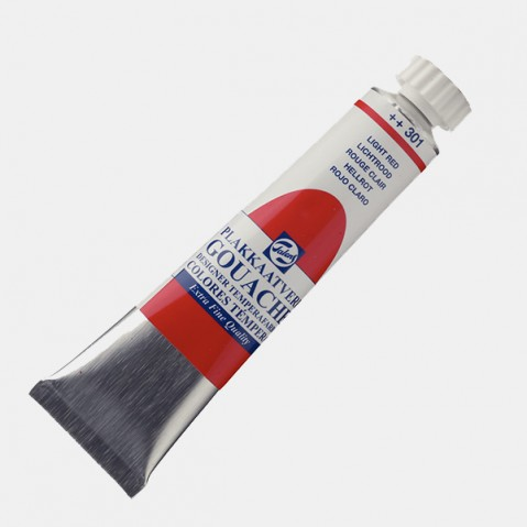 Guache Extra-Fino Talens 20ml Light Red 301