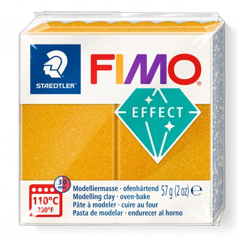Fimo Effect Gold 11
